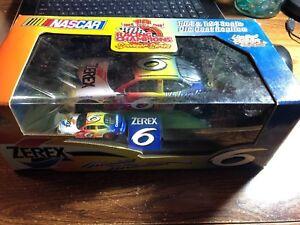 Mark Martin Zerex Sponsor Series 1:24 & 1:64 Racing Champions #6 car 1999 1/9999
