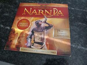 The Chronicles of Narnia 19 CDs 7 Audio Dramas Limited Edition Prince Caspian