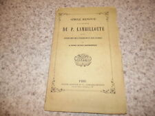 1855.Réponse à Lambillotte.chant liturgique.Abbé Jules Bonhomme