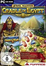 Cradle of Egypt Pack + Cradle of Rome 2 Deutsch GuterZust.
