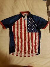 Primal Stars & Stripes Cycling Jersey XL