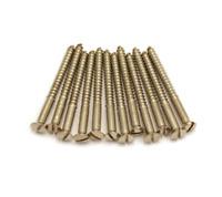 Genuine Gretsch Filtertron Pickup Mounting Screws, 12-Pack, Nickel 006-3046-049
