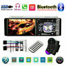 4.1 HD Single 1DIN Car Stereo Video MP5 Player Bluetooth FM Radio AUX-IN USB TF