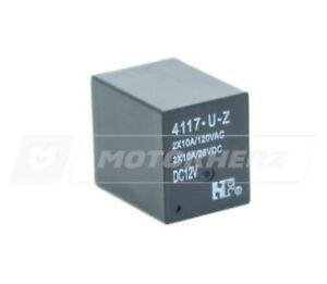 2x Relay 4117-U-Z (14,5*17*19) V23072-C1061-A308 for Fiat Punto