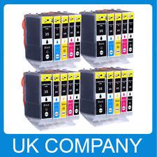 20 Ink Cartridges for Canon Pixma iP3300 iP4200 iP3500 iP5100 iP5200 MP530 PGI5