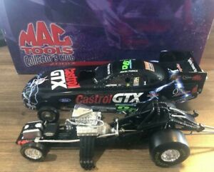 JOHN FORCE 2000 CASTROL GTX 9X CHAMPION 1/24 MAC TOOLS DIECAST FUNNY CAR 1/3,508
