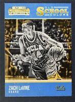 2015-16 Panini Contenders Draft Picks Old School Colors #32 Zach LaVine - NM-MT