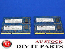 Apple Macbook Pro A1278 2011 2012 5x 2GB Elpida 1Rx8 PC3-12800S DDR3 Ram Memory