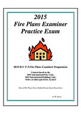 2015 ICC Fire Plans Examiner Practice Exam on USB Flash Drive