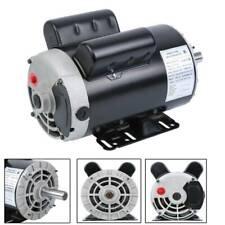 Ridgeyard 5 Hp Air Compressor Duty Electric Motor 143t 208 230v 3450 Rpm