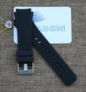 Samsung Galaxy Watch 46mm Gear S3 Silikon Armband Uhr 22mm Molberg NEU!