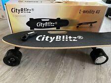 CityBlitz E-Skateboard Modell CB013 Neu Ovp