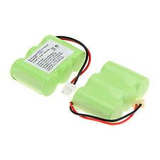 2Pcs 400mAh 3.6V Home Phone Battery Use for Vtech BT-17333 BT17333 BT-163345