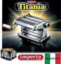MACCHINA PER PASTA FRESCA IMPERIA TITANIA IPASTA T.2/4 ORIGINALE 8005782001902
