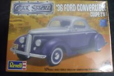 '36 Ford Convertible/Coupe 2in1