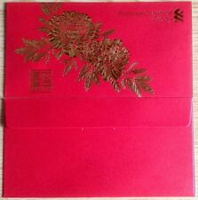 Ang pow red packet Standard Chartered Bank Priority  1 pc new 2019