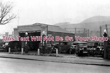 YO 886 - Roy Naylor's Garage, Scarborough, Yorkshire - 6x4 Photo
