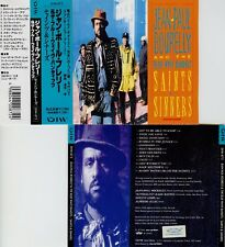 JEAN-PAUL BOURELLY  saints and sinners / DIW-872 , JAPAN