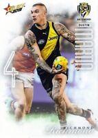 ✺New✺ 2019 RICHMOND TIGERS AFL Premiers Card DUSTIN MARTIN Footy Stars