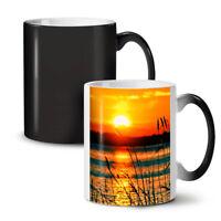 Beautiful Sun Set Nature NEW Colour Changing Tea Coffee Mug 11 oz | Wellcoda