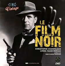 Livre  Le Film Noir - Christophe Champclaux -1 livre + 1 DVD du film Le Criminel