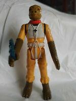 Star Wars Vintage 1980 BOSSK Bounty Hunter Original Complete