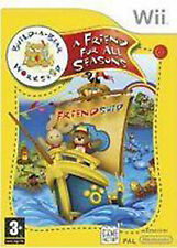 Build-A-Bear Workshop: A Friend Fur All Seasons (Nintendo Wii, 2008) - European Version