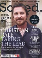 EXODUS Christian Bale PHOTO COVER INTERVIEW SORTED MAGAZINE 2015 JOEL EDGERTON