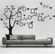 DIY Home Family Decor Black Tree Removable Decal Room Wall Sticker Art Hot J