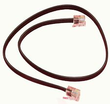 Falta Lego Ladrillos 55806 Electric Mindstorms Nxt Cable 50cm Negro