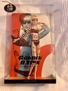 Barbie as GOLDIE HAWN Blonde Ambition Barbie Collector Black Label 2008 NIB