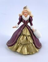 Hallmark Christmas Keepsake Ornament Holiday Barbie Doll Victorian Look 1996