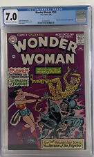 Wonder Woman #160 (1966) CGC 7.0 KEY 1st Cheetah Appearance in Silver Age HOT!!!
