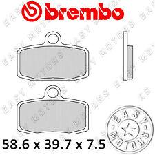 COPPIA PASTIGLIE FRENO BREMBO ANTERIORE KTM SX 85 12> 07GR20.SD
