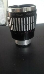 PROSKAR ANAMORPHIC 16-    X2 PROJECTION LENSE.