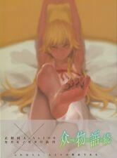 Bakemonogatari Full Color Doujinshi Shinobu Oshino Seikei Doujin As109 #2