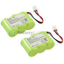 2 NEW Home Phone Rechargeable Battery for Vtech BT-17333 BT-27333 CS2111 01839