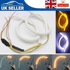 45cm Car LED Strip Light Sequential Switchback Signal DRL Dynamic Indicator UK