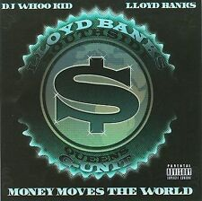 `Banks, Lloyd & Dj Whoo Kid`-Money Moves The World  CD NEW