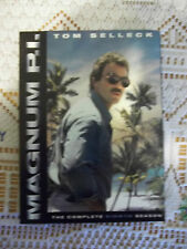 Magnum P.I. - The Complete Eighth Season (DVD, 2008)