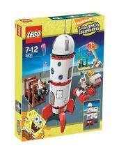 NEW Lego SpongeBob Squarepants 3831 Rocket Ride New SEALED
