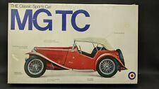 Vintage Entex MG TC 1/16 Model Kit #8223 SEALED!!!