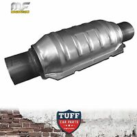"Magnaflow 2.25"" 200 CPI High Flow Metal Core Stainless Cat Catalytic Converter"