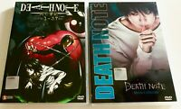 Death Note (Anime Series + 3 Film) ~ All Region ~ Brand New ~ English Version
