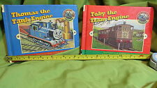 Thomas the Tank Engine & Toby the Tram Engine books, the railway series R. House