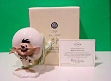 Lenox Speedy Gonzales sculpture New in Box with Coa Looney Tunes