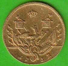 GOLD Preußen Friedrichs d´or 1752 A sehr schön Jahrgang sehr selten nswleipzig