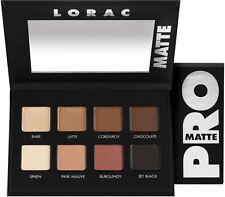 NIB LORAC PRO Matte Palette Eyeshadow! $45 Value