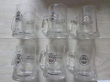 Warsteiner Pilzbierglas 6 Stück / Pilzgläser - beerglass - Bierkrug  Oktoberfest