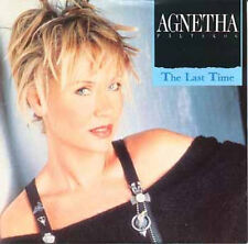 AGNETHA FALTSKOG / ABBA - The Last Time (ps) 7""